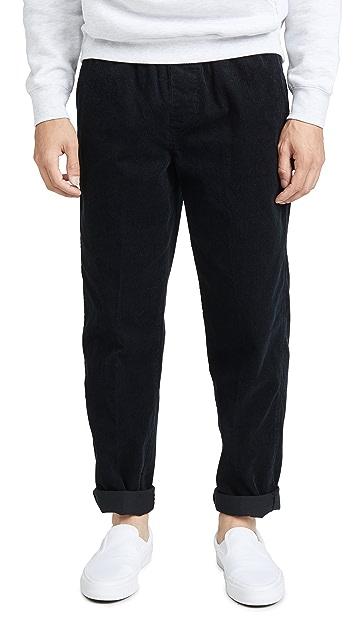 Obey Easy Corduroy Carpenter Pants