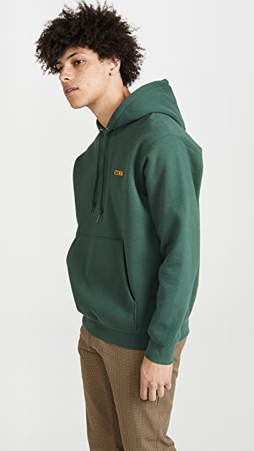 Obey Obey Enigma Embroidered Hoodie