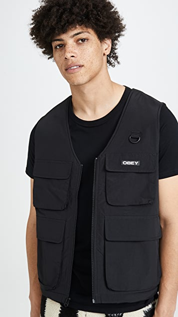 Obey Nomad Vest