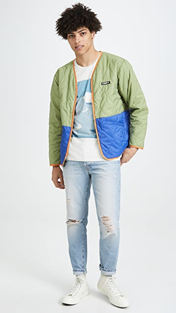 Obey Nonsense Liner Jacket