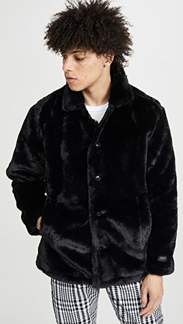 Obey Vacant Jacket