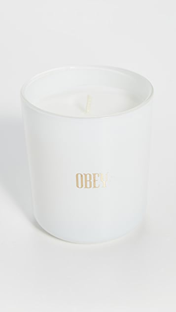 Obey Mandala Candle