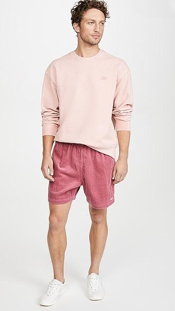 Obey Easy Big Boy Corduroy Shorts