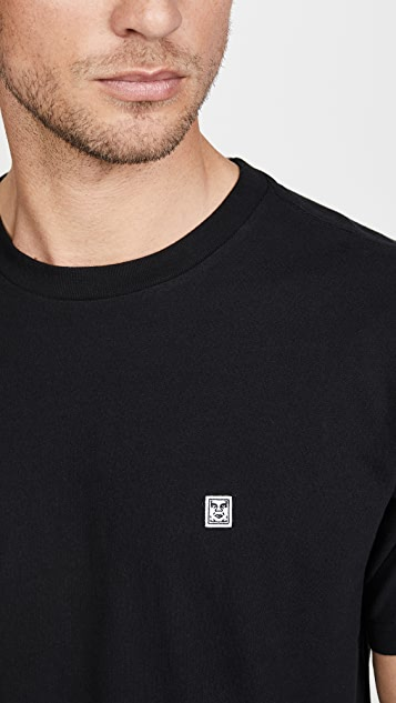 Obey Short Sleeve '89 Icon Box Tee III