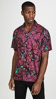 Obey Short Sleeve Botched Shirt