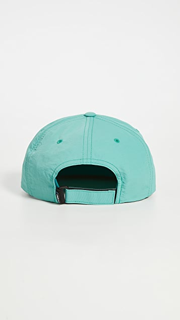 Obey Sherman 6 Panel Strapback Hat