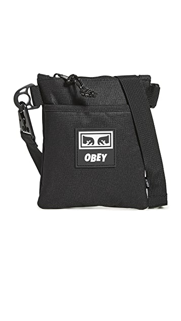 Obey Conditions Side Pouch III