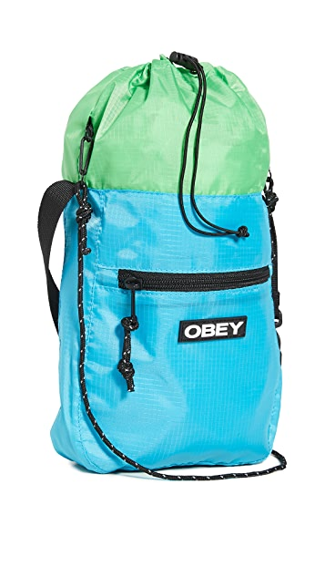 Obey Commuter Cinch Bag