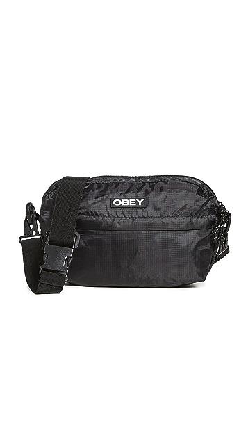 Obey Commuter Traveler Bag