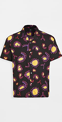 Obey - Short Sleeve Duster Shirt