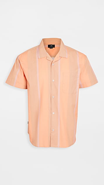 Obey Short Sleeve Shanty Shirt