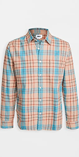 Obey - Long Sleeve Lester Shirt