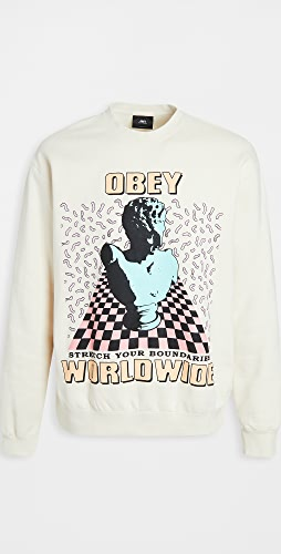 Obey - Stretch Your Boundaries Sweatshirt