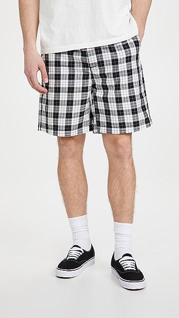 Obey Newton Dress Shorts