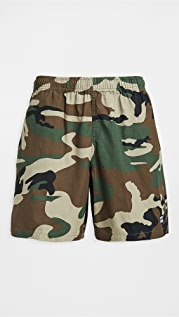 Obey Easy Relaxed Camo Shorts