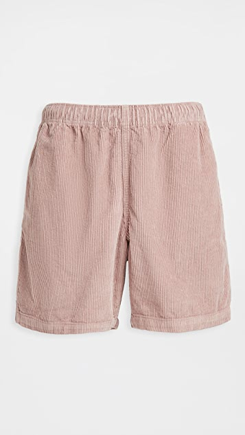 Obey Easy Od Cord Shorts
