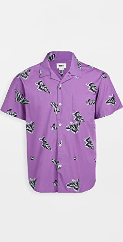 Obey - Butterfly Woven Shirt