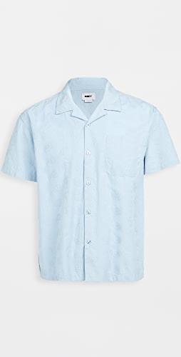Obey - Dusted Paisley Woven Shirt