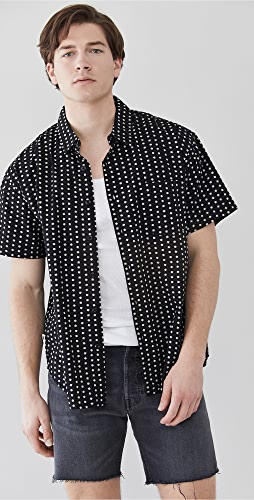Obey - Vince Woven Shirt