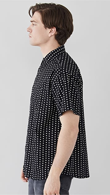 Obey Vince Woven Shirt