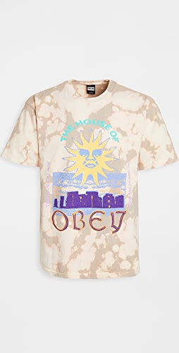 Obey - The House of Obey Tee
