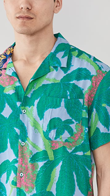 Obey Buds Woven Shirt