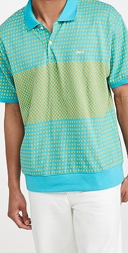 Obey - Token Polo Shirt