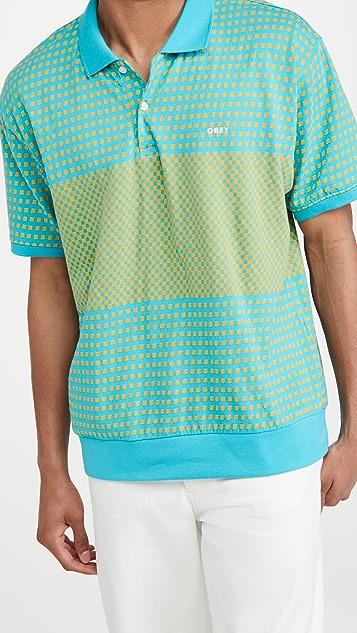 Obey Token Polo Shirt