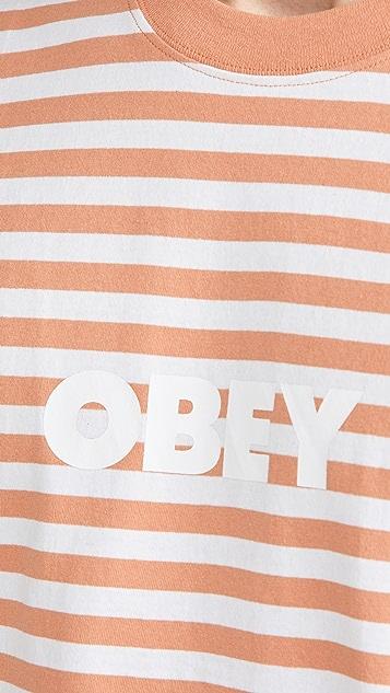 Obey Joy Tee