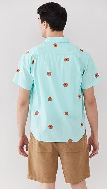 Obey Frenz Woven Shirt