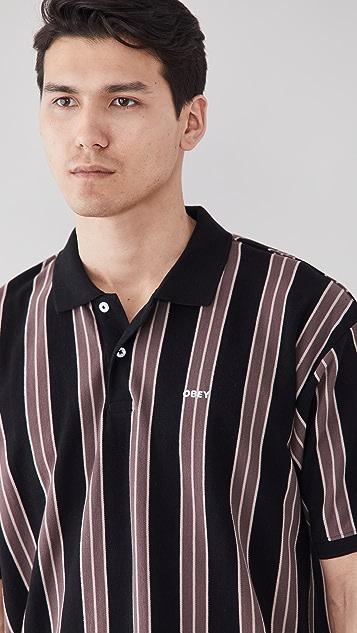 Obey Earl Polo Shirt