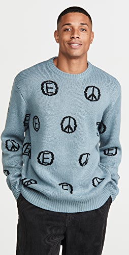 Obey - Discharge Sweater
