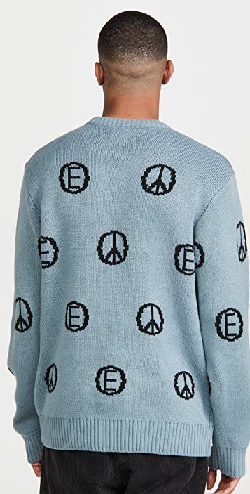 Obey Discharge Sweater