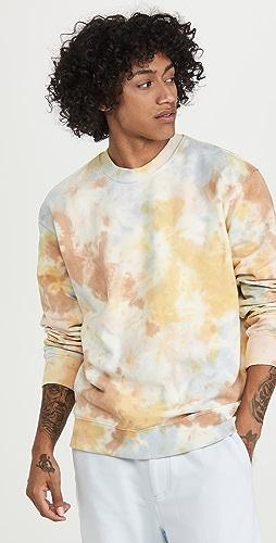 Obey - Mini Bold Recycled Tie Dye Sweatshirt