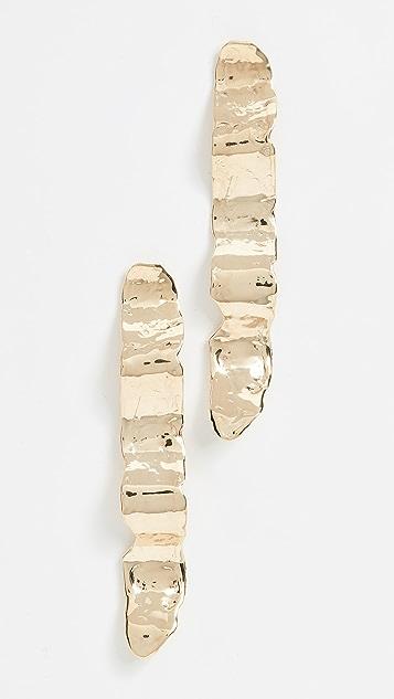 Odette New York Plinth Earrings