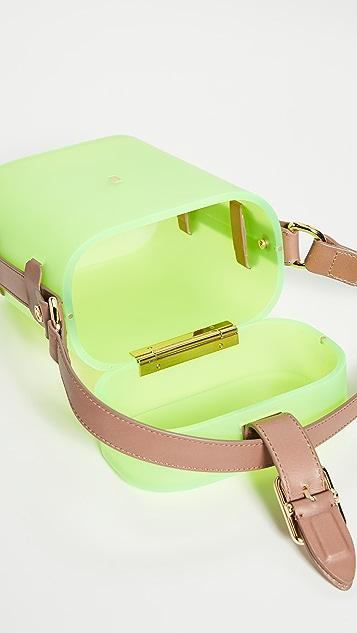 Officina del Poggio Миниатюрная сумка Safari