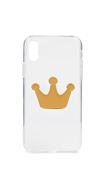 Off My Case Crown iPhone Case
