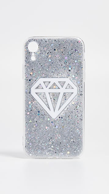 official photos 92a70 d118f Diamond iPhone Case