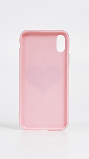 Off My Case Heart iPhone Case