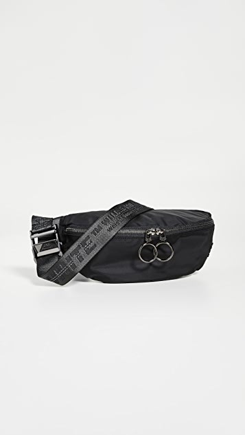 Off-White Nylon Fanny Pack