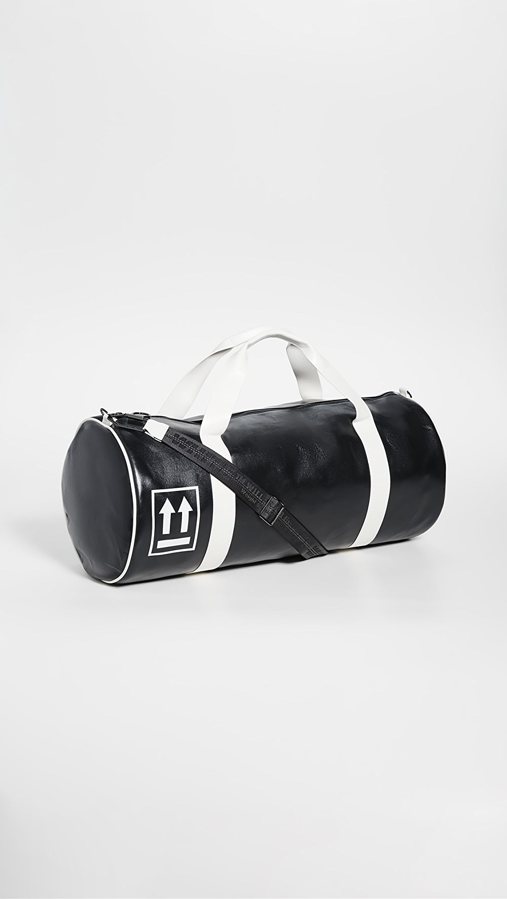 Independent Off-white - Duffel Bag Careful Calculation And Strict Budgeting