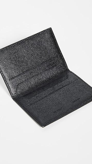 Off-White Black Card Holder