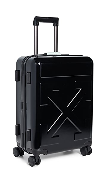 Off-White Arrow Trolley Suitcase