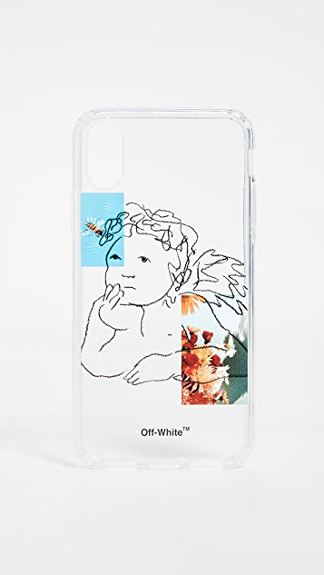Angel I Phone X Case by Off White