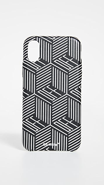 Off-White Monogram iPhone X 手机壳