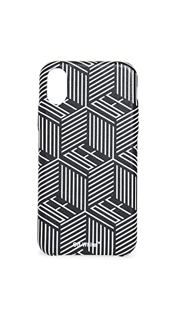 Off-White Monogram iPhone X Case