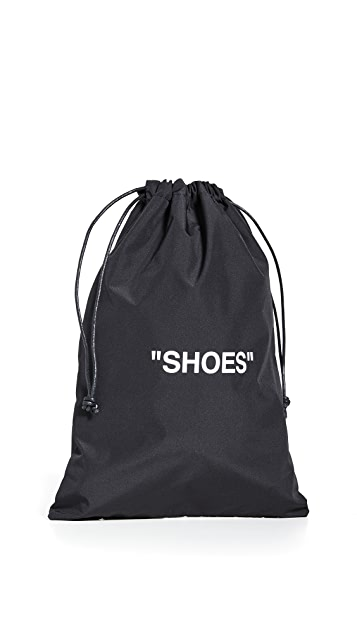 """Off-White """"Shoes""""包"""