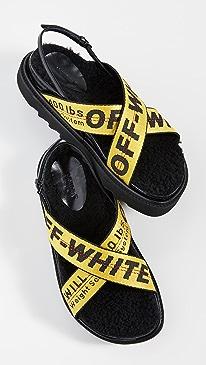 Industrial Belt Sandals