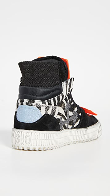 Off-White Off Court Sneakers