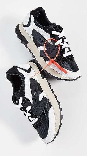 оттенок белого Беговые кроссовки HG
